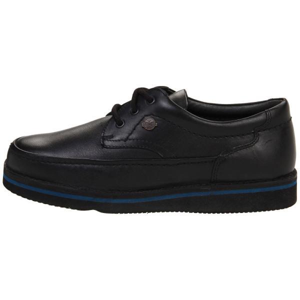 ハッシュパピー メンズ 革靴・ビジネスシューズ シューズ・靴 Mall Walker Black Leather|fermart-shoes|04