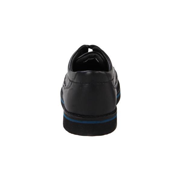 ハッシュパピー メンズ 革靴・ビジネスシューズ シューズ・靴 Mall Walker Black Leather|fermart-shoes|05