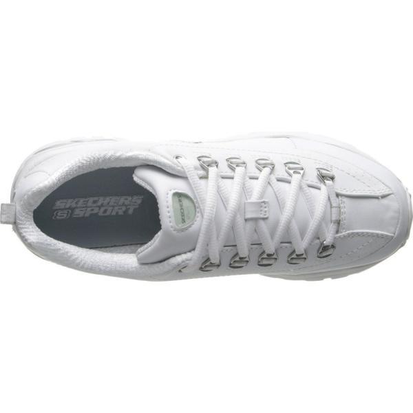 スケッチャーズ レディース スニーカー シューズ・靴 Premiums White|fermart-shoes|02