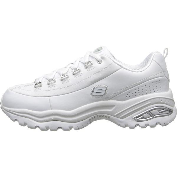 スケッチャーズ レディース スニーカー シューズ・靴 Premiums White|fermart-shoes|04