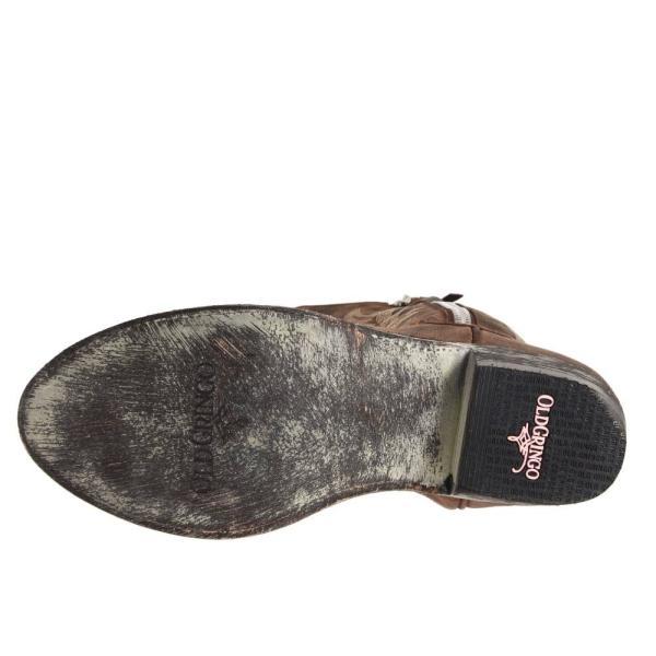 オールドグリンゴ レディース ブーツ シューズ・靴 Razz Brown