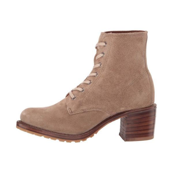 フライ Frye レディース ブーツ シューズ・靴 Sabrina 6G Lace Up Beige
