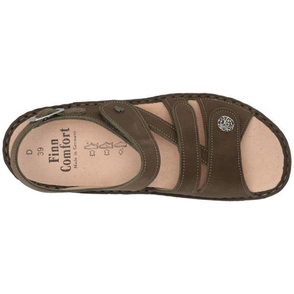 フィンコンフォート Finn Comfort レディース サンダル・ミュール シューズ・靴 Gomera - 82562 Olive Nubuck