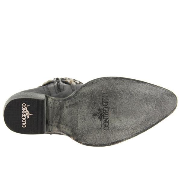 オールド グリンゴ Old Gringo レディース ブーツ シューズ・靴 MiniBelinda Black