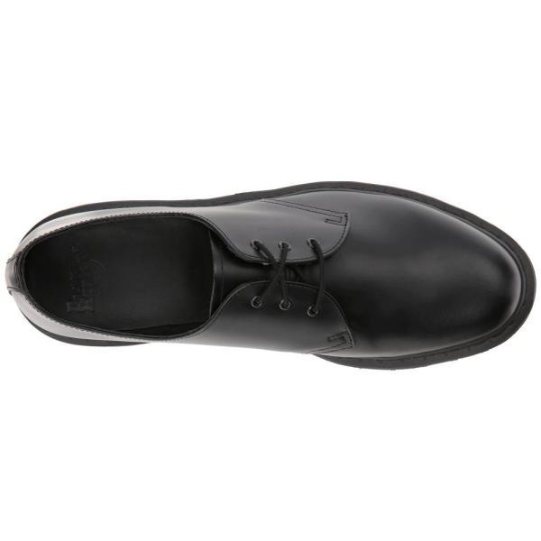 ドクターマーチン Dr. Martens レディース ローファー・オックスフォード シューズ・靴 1461 3-Tie Shoe Black Smooth