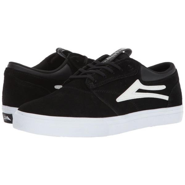 ラカイ メンズ スニーカー シューズ・靴 Griffin Black Suede 3|fermart-shoes
