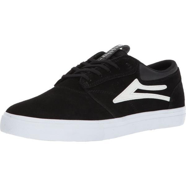 ラカイ メンズ スニーカー シューズ・靴 Griffin Black Suede 3|fermart-shoes|02