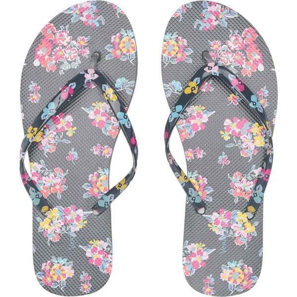 ヴェラ ブラッドリー Vera Bradley レディース ビーチサンダル シューズ・靴 Flip Flops Tossed Posies
