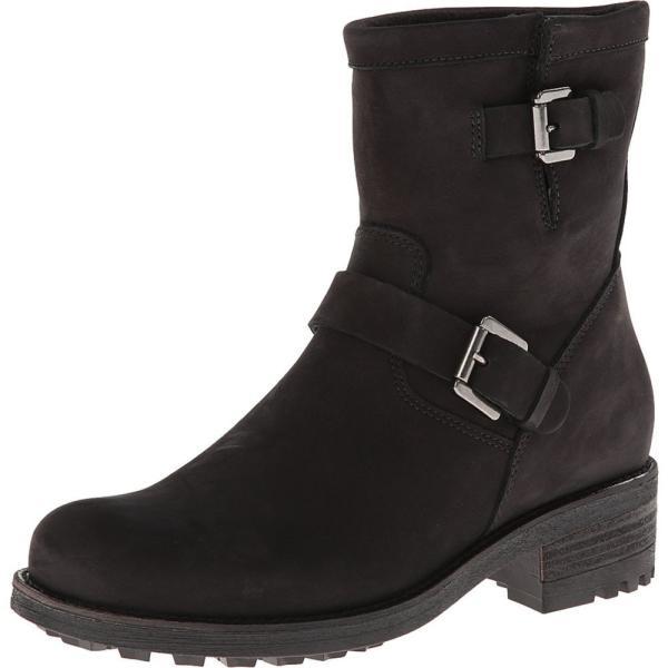 ラ カナディアン レディース ブーツ シューズ・靴 Charlotte Black Nubuck