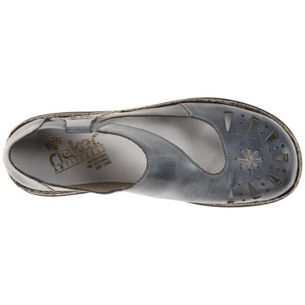リエカー Rieker レディース ローファー・オックスフォード シューズ・靴 46315 Daisy 15 Whitedenim