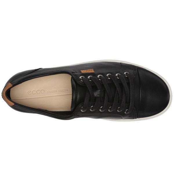 エコー レディース スニーカー シューズ・靴 Soft VII Sneaker Black/Black