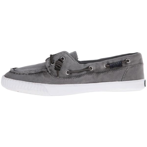 スペリー レディース スリッポン・フラット シューズ・靴 Sayel Away Washed Grey