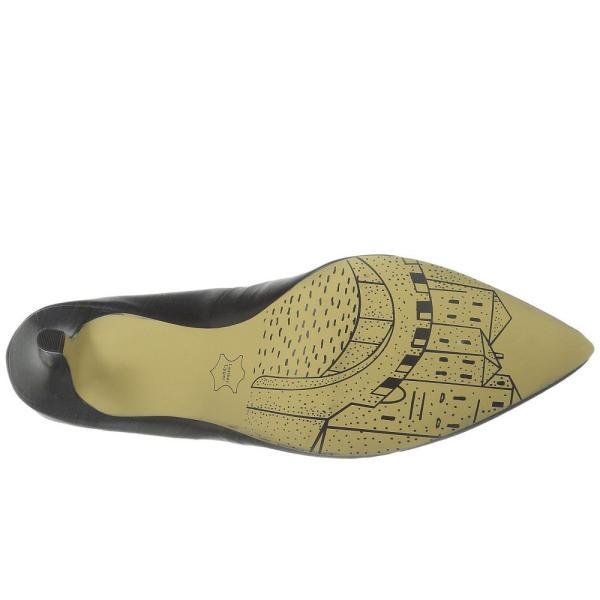 ベラヴィータ Bella-Vita レディース パンプス シューズ・靴 Define Black Leather