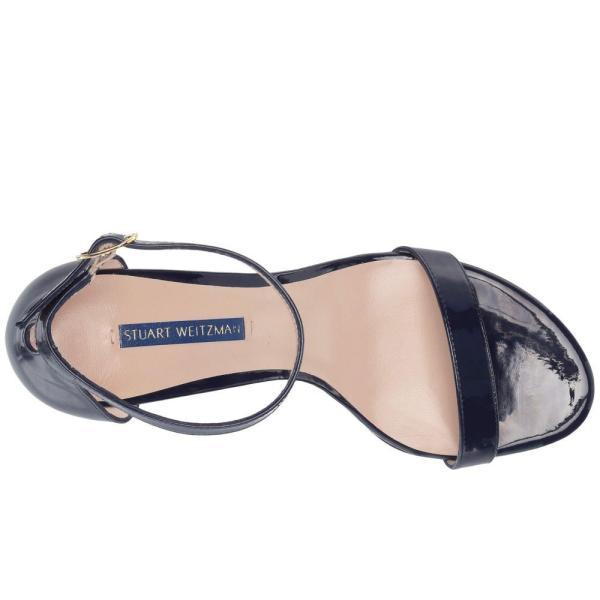 スチュアート ワイツマン Stuart Weitzman レディース サンダル・ミュール シューズ・靴 Nearlynude Maritime Patent