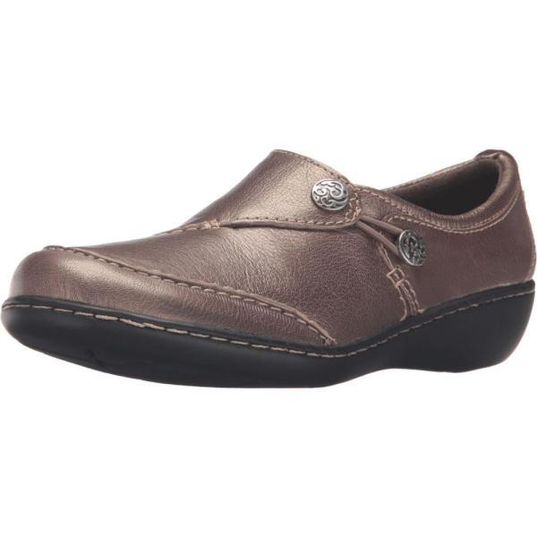クラークス レディース ローファー・オックスフォード シューズ・靴 Ashland Lane Q Pewter