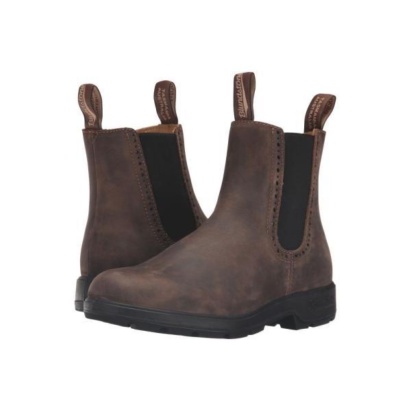 ブランドストーン Blundstone レディース ブーツ シューズ・靴 BL1351 Rustic Brown