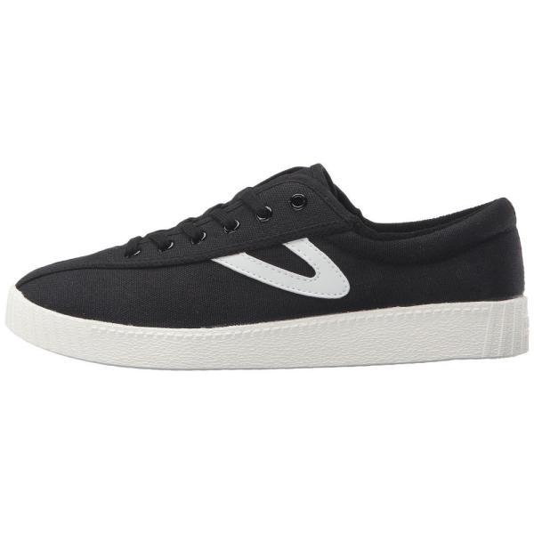 トレトン レディース スニーカー シューズ・靴 Nylite Plus Black/Black/White