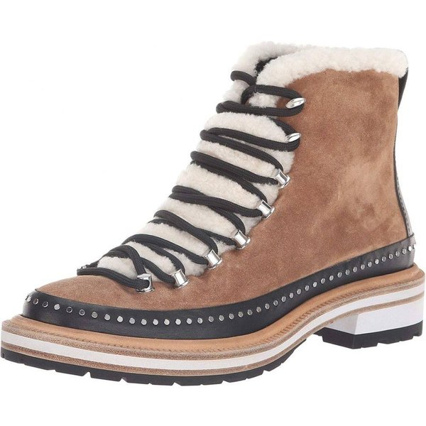 ラグ&ボーン rag & bone レディース ブーツ シューズ・靴 Compass Boot Camel/Shearling