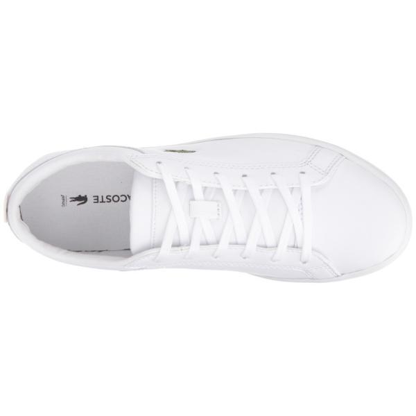 ラコステ レディース スニーカー シューズ・靴 Straightset BL 1 White