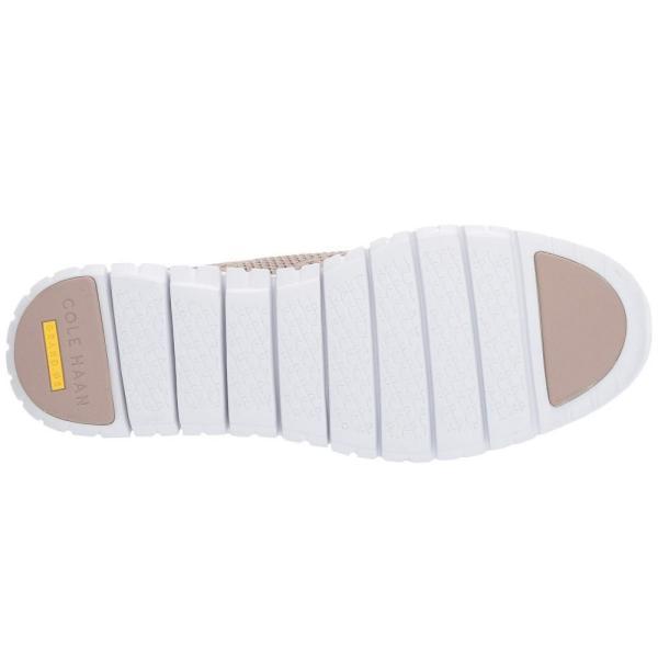 コールハーン Cole Haan レディース ローファー・オックスフォード シューズ・靴 Zerogrand Stitchlite Oxford Etherea Knit/Etherea Patent/Optic White