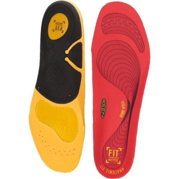 キーンKeenUtilityレディースインソール・靴関連用品シューズ・靴K30HighArchRed