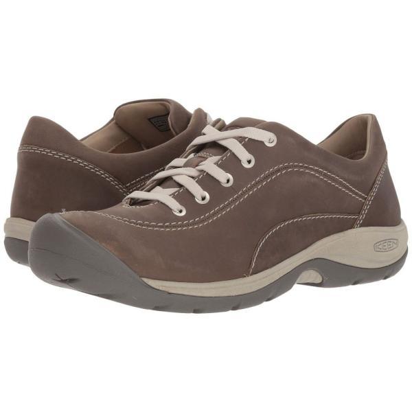 キーン レディース スニーカー シューズ・靴 Presidio II Paloma/Silver Birch