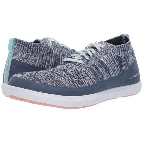 アルトラ Altra Footwear レディース スニーカー シューズ・靴 Vali Blue|fermart-shoes