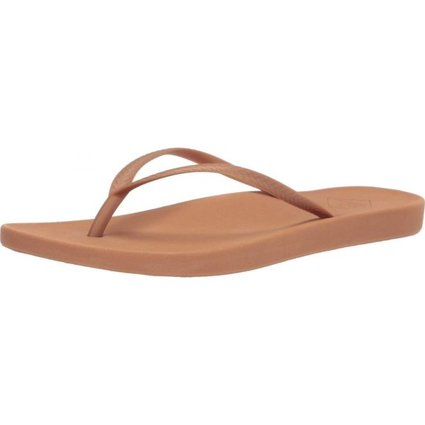 フリーウォータース Freewaters レディース ビーチサンダル シューズ・靴 Becca Rose Gold/Tan