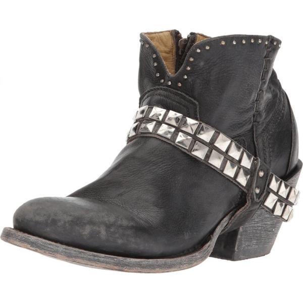コラル Corral Boots レディース ブーツ シューズ・靴 G1399 Black