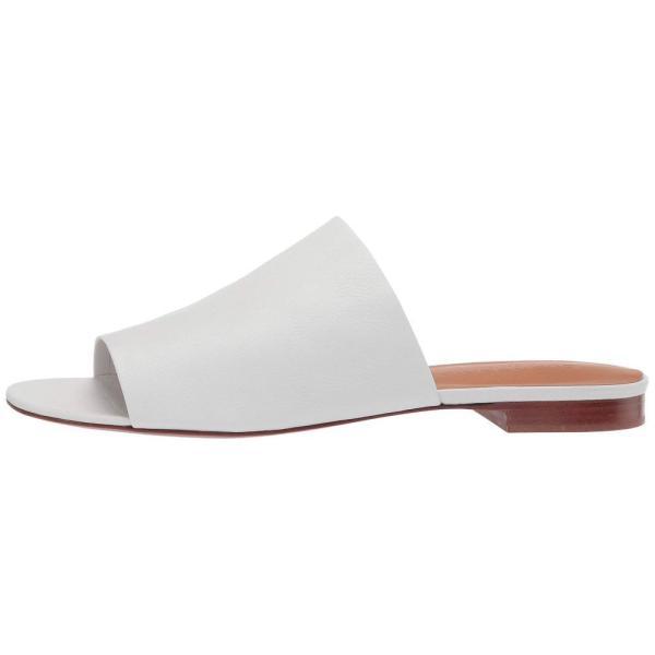ロベール クレジュリー Clergerie レディース サンダル・ミュール シューズ・靴 Itou White Soft