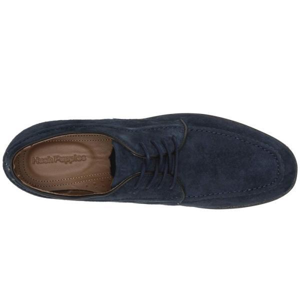 ハッシュパピー Hush Puppies メンズ 革靴・ビジネスシューズ シューズ・靴 Bracco MT Oxford Navy Suede|fermart-shoes|03