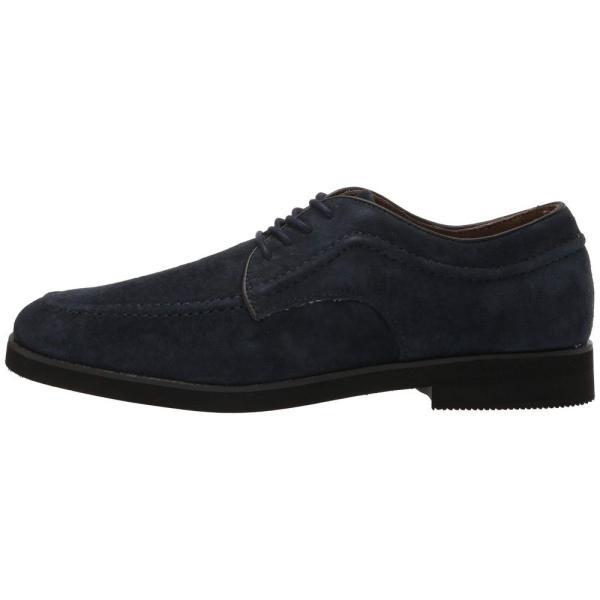 ハッシュパピー Hush Puppies メンズ 革靴・ビジネスシューズ シューズ・靴 Bracco MT Oxford Navy Suede|fermart-shoes|05