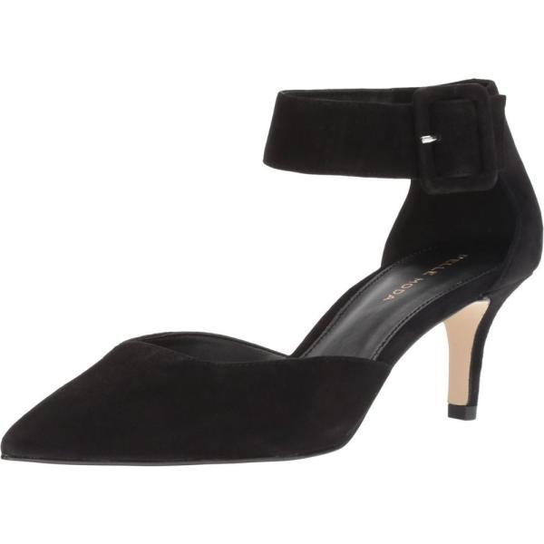 ペレ モーダ Pelle Moda レディース パンプス シューズ・靴 Kenley Black Suede