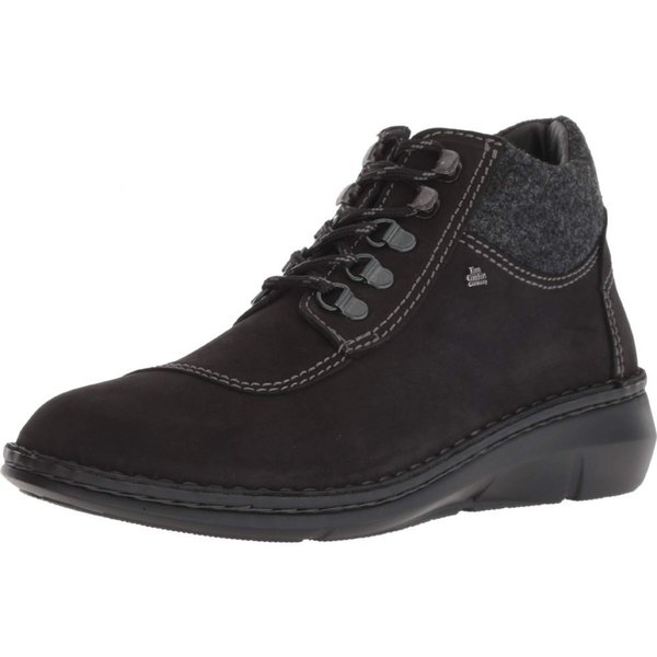 フィンコンフォート Finn Comfort レディース ブーツ シューズ・靴 Berikon Black/Anthrazit