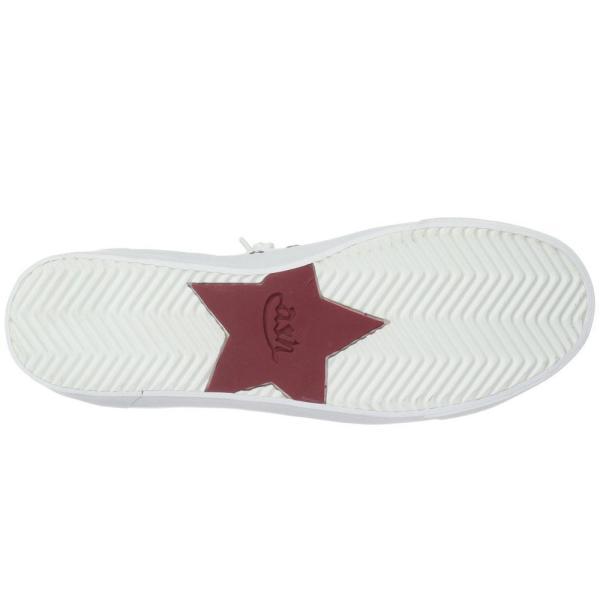 アッシュ ASH レディース スニーカー シューズ・靴 Buzz White Nappa Calf/Red Calf