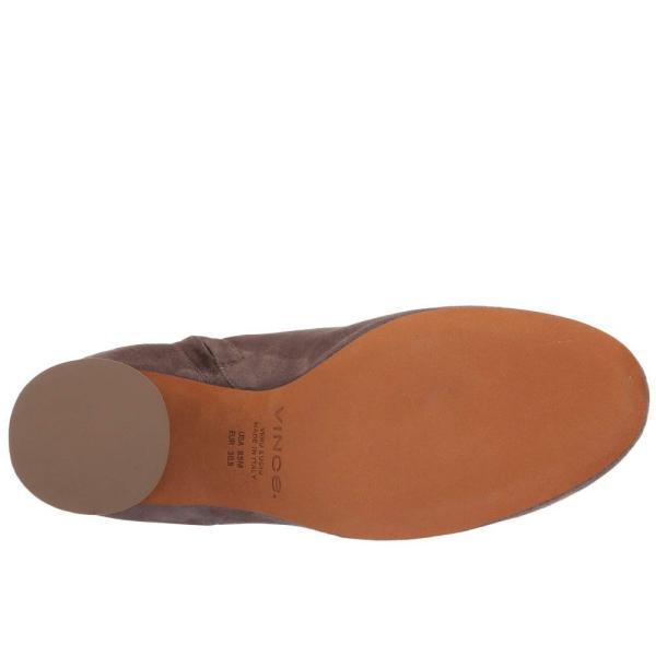 ヴィンス Vince レディース ブーツ シューズ・靴 Ridley 2 Grey Premium Kid Suede