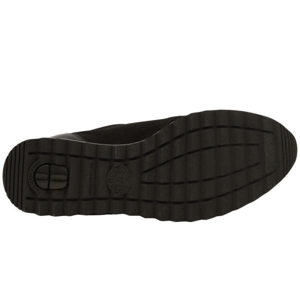 メフィスト Mephisto レディース スニーカー シューズ・靴 Topazia Black Bucksoft/Patent/Grey Magic