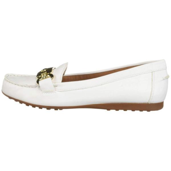 ケイト スペード Kate Spade New York レディース ローファー・オックスフォード シューズ・靴 Carson Off-White Leather