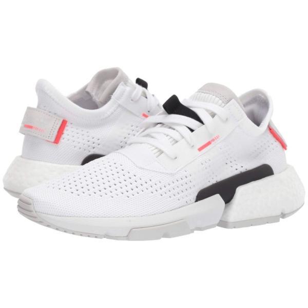 アディダス adidas Originals レディース スニーカー シューズ・靴 POD-S3.1 PK W Footwear White/Footwear White/Shock Red