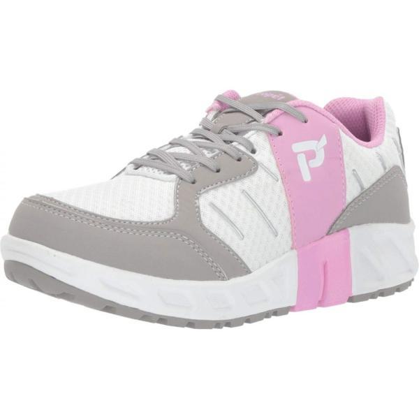 プロペット Propet レディース スニーカー シューズ・靴 Matilda White/Pink