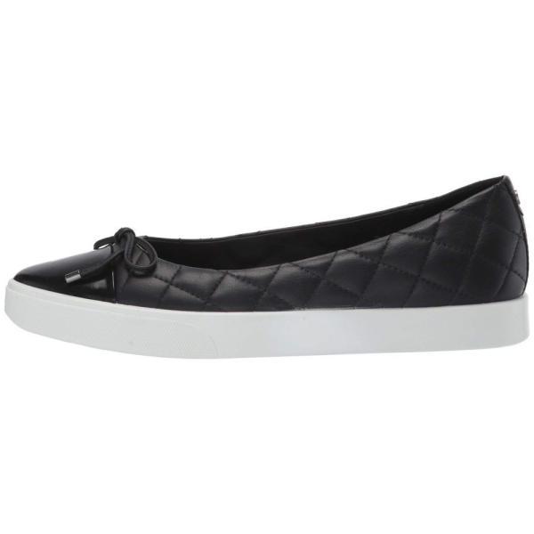 エコー ECCO レディース スリッポン・フラット シューズ・靴 Gillian Sneaker Ballerina Black/Black Cow Leather/Cow Leather