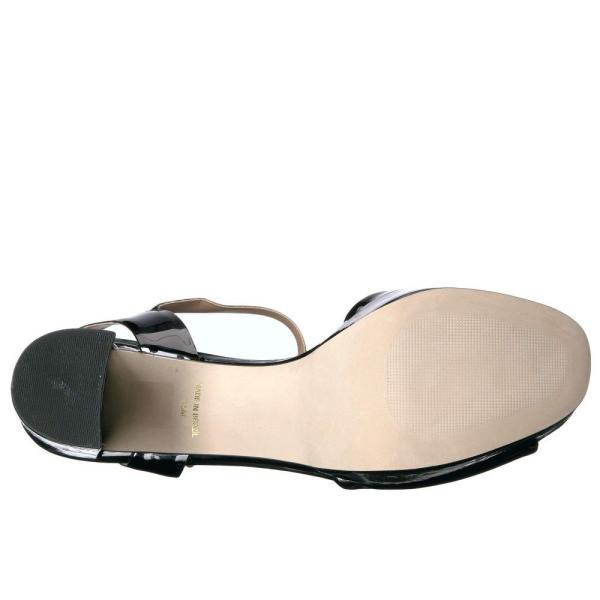 マッテオ マッシモ Massimo Matteo レディース ヒール シューズ・靴 Rachel Platform Black Patent