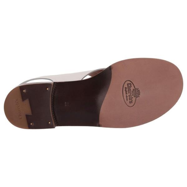 チャーチ Church's レディース サンダル・ミュール シューズ・靴 Rhonda Sandal White