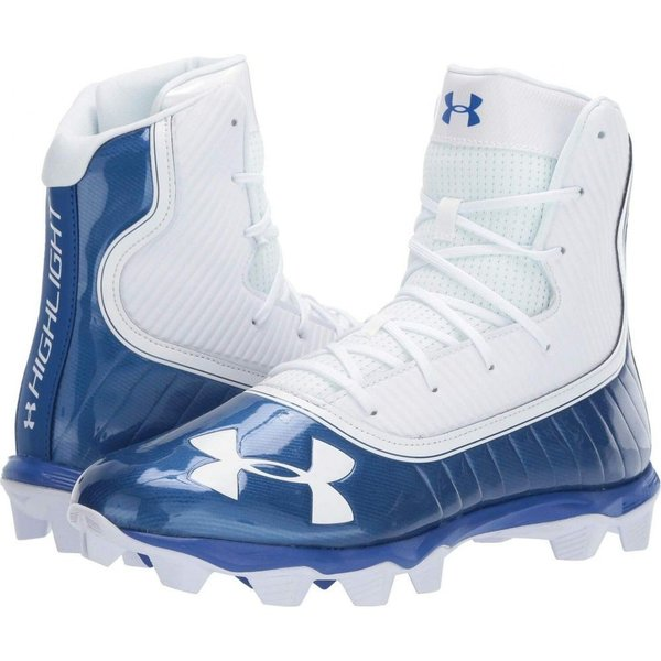 アンダーアーマー Under Armour メンズ シューズ・靴 アメリカンフットボール UA Highlight RM Team Royal/White|fermart-shoes