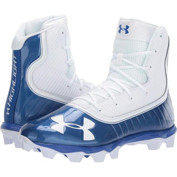 アンダーアーマー Under Armour メンズ シューズ・靴 アメリカンフットボール UA Highlight RM Team Royal/White|fermart-shoes|02