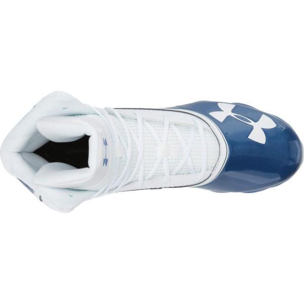 アンダーアーマー Under Armour メンズ シューズ・靴 アメリカンフットボール UA Highlight RM Team Royal/White|fermart-shoes|03