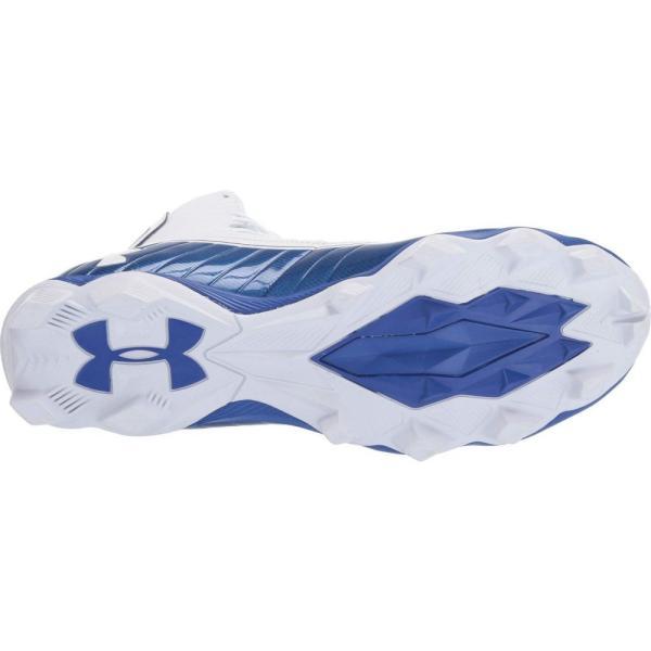 アンダーアーマー Under Armour メンズ シューズ・靴 アメリカンフットボール UA Highlight RM Team Royal/White|fermart-shoes|04