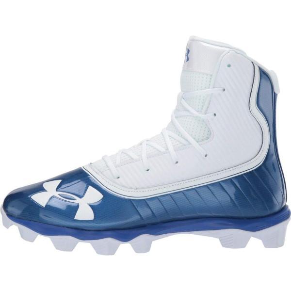 アンダーアーマー Under Armour メンズ シューズ・靴 アメリカンフットボール UA Highlight RM Team Royal/White|fermart-shoes|05