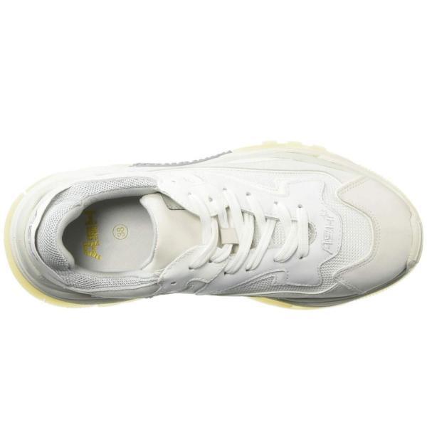 アッシュ ASH レディース スニーカー シューズ・靴 Addict Bis White/Grigro