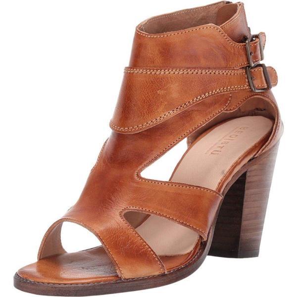 ベッドステュ Bed Stu レディース サンダル・ミュール シューズ・靴 Ida Mustard Rustic